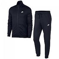 [해외]나이키 Sportswear Tracksuit Obsidian / White