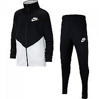 [해외]나이키 Sportswear Core Track STE Play Futura Black / White / White