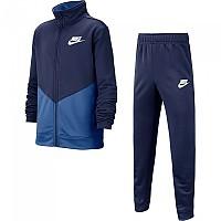 [해외]나이키 Sportswear Core Track STE Futura Midnight Navy / Mountain Blue / White