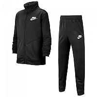 [해외]나이키 Sportswear Core Futura Black / Black / White