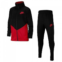 [해외]나이키 Sportswear Core Play Futura Black / University Red / University Red