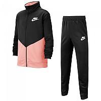 [해외]나이키 Sportswear Core Play Futura Black / Bleached Coral / White