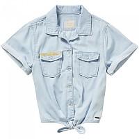 [해외]페페진스 Summer Shirt Junior 8oz Floppy Light Used Denim