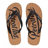 [해외]PETROL INDUSTRIES Flip Flops 940 Black