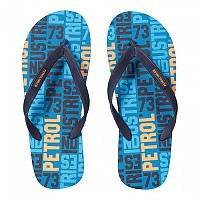 [해외]PETROL INDUSTRIES Flip Flops 941 Faded Turquoise