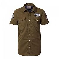 [해외]PETROL INDUSTRIES Shirt 449 Greenstone