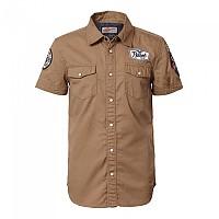 [해외]PETROL INDUSTRIES Shirt 449 Dark Tobacco