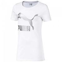 [해외]푸마 Classics Logo Puma White / Silver