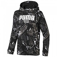 [해외]푸마 Alpha Printed Puma Black