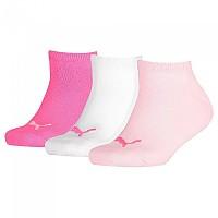 [해외]푸마 언더웨어 Invisible 3 Pack Pink Lady