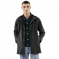 [해외]RAINS Short Coat Black