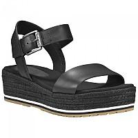 [해외]팀버랜드 Santorini Sun Ankle Wide Jet Black