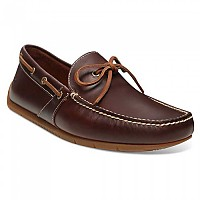 [해외]팀버랜드 LeMans Gent Driving Moc Boat Wide Medium Brown Full Grain