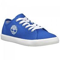 [해외]팀버랜드 Newport Bay Canvas Oxford Junior Strong Blue