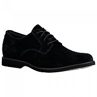 [해외]팀버랜드 Woodhull Leather Oxford Jet Black