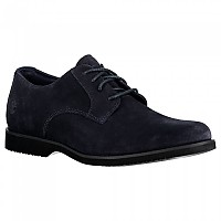 [해외]팀버랜드 Woodhull Leather Oxford Dark Total Eclipse