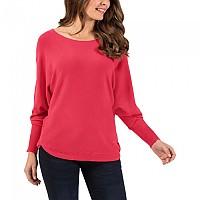 [해외]TIMEZONE BatTZ Sleeve Pullover Dark Pink