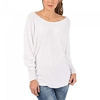 [해외]TIMEZONE BatTZ Sleeve Pullover Pure White
