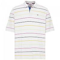 [해외]타미힐피거 Multicolor Fine Stripe Classic White / Multi