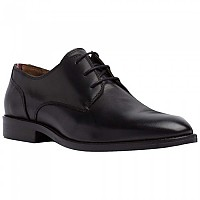 [해외]타미힐피거 Essential Leather Lace Up Derby Black