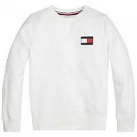 [해외]타미힐피거 KIDS Flag Sweatshirt Bright White