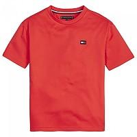 [해외]타미힐피거 KIDS Crew Neck Back Logo Flame Scarlet