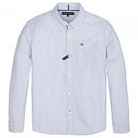 [해외]타미힐피거 KIDS Seersucker 버티컬 Stripe Button-Down Shirt Blue
