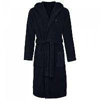 [해외]타미힐피거 언더웨어 Hooded Bathrobe 137106091 Navy Blazer