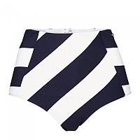 [해외]타미힐피거 UNDERWEAR Stripe High Waist Pique Blockstr Navy Blazer