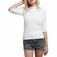[해외]볼컴 Bunney Riot Sweater Star White