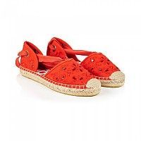 [해외]슈퍼드라이 Lola Lace Up Espadrille Urban Red