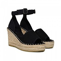 [해외]슈퍼드라이 Anna Wedge Espadrille Black
