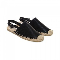 [해외]슈퍼드라이 Evelyn Espadrille Black Shimmer