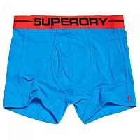 [해외]슈퍼드라이 Sport Boxer 2 Pack Hawaii Blue / Coastal Pink