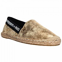 [해외]슈퍼드라이 Erin Elastic Espadrille Distressed Gold