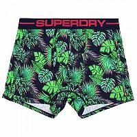[해외]슈퍼드라이 Printed Sport Tropical Leaf Pop