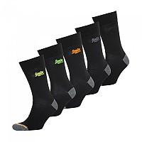 [해외]슈퍼드라이 City Sock 5 Pack Black