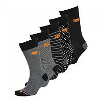 [해외]슈퍼드라이 City Sock 5 Pack Tonal