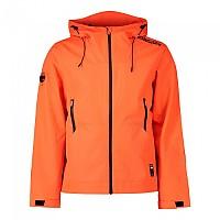 [해외]슈퍼드라이 Arctic Elite Sd-Windcheater Volcanic Orange