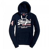 [해외]슈퍼드라이 Premium Goods Duo Hood Nautical Navy