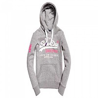 [해외]슈퍼드라이 Premium Goods Duo Hood Pearl Grey
