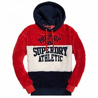 [해외]슈퍼드라이 Blake Borg Hood Cream Navy Red