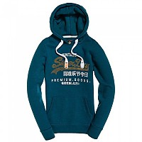 [해외]슈퍼드라이 Premium Goods Rhinestone Atlantic Deep Teal Rugged