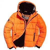 [해외]슈퍼드라이 New House Sports Puffer Bright Orange
