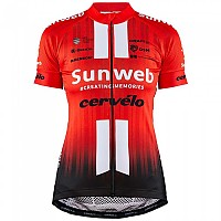 [해외]크래프트 Team Sunweb Jersey Red