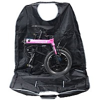 [해외]DAHON Foldable Transport 백 Black