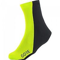 [해외]GORE? Wear C3 Partial Windstopper Overshoes Neon Yellow / Black