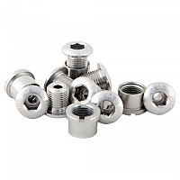[해외]MSC Chainring Bolts Kit Alu7075T6 12 Units Silver