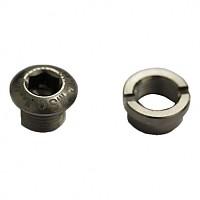 [해외]MSC Chainring Titanium Gr5 Bolt And Nut 숏 Size