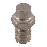 [해외]MSC Superflat Pedal Pin Silver
